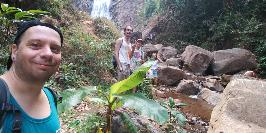 Waterval in Chiang Rai