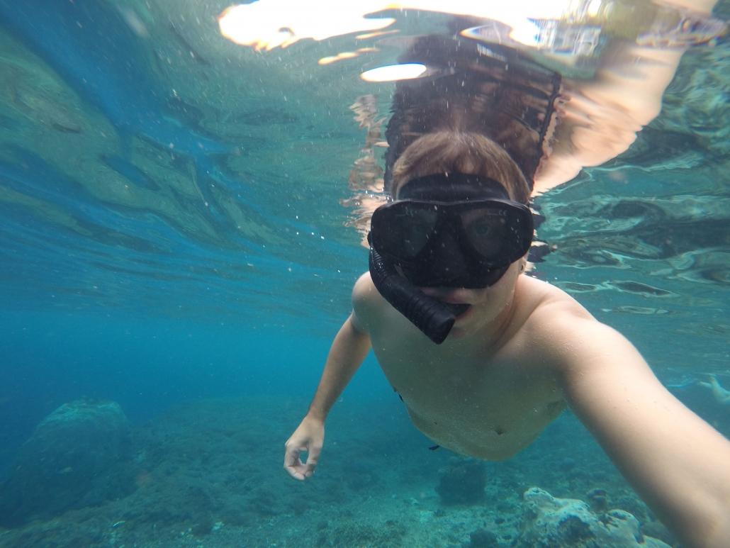Snorkelen in Nusa Lembongan