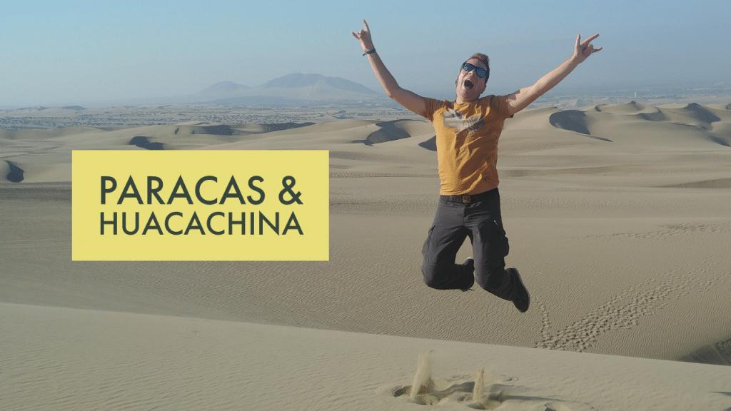 Paracas & Huacachina