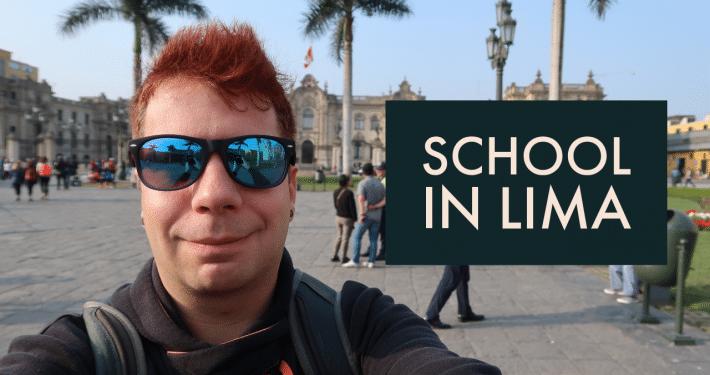 School in lima